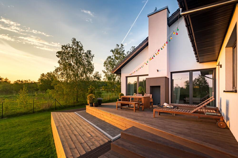 5 Gründe für den professionellen Holzschutz