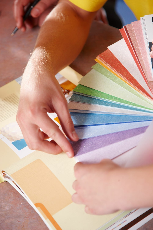 Farbauswahl - Malerbetrieb Kossack