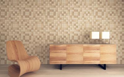 Batik Mosaik bringt eine altertümliche Kunst zurück in unsere Räume