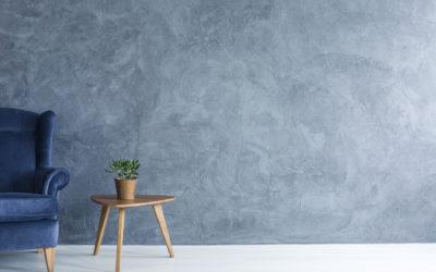 Wand mit Charakter – so verleihen Sie mit Strukturfarben Ihren Räumen den besonderen Touch