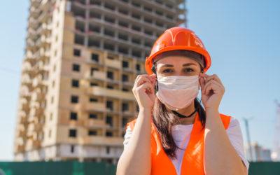 Corona-Schutzmaßnahmen auf Baustellen – So bleibt die Branche am Leben