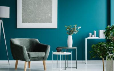 Farbtrend für 2021 – Aqua