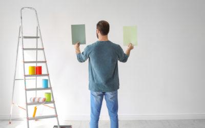 Streichen ist nicht gleich Streichen – So verändern Sie die Wirkung eines Raumes