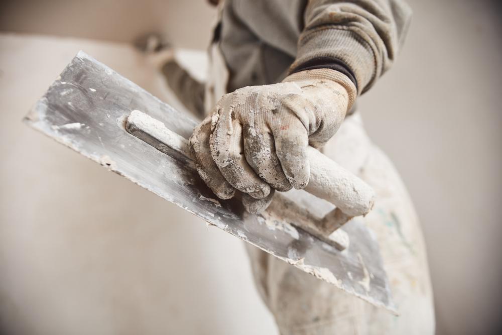 Nicht nur Holz und Stahl sind knapp – Wird Gips zum neuen Baugold?